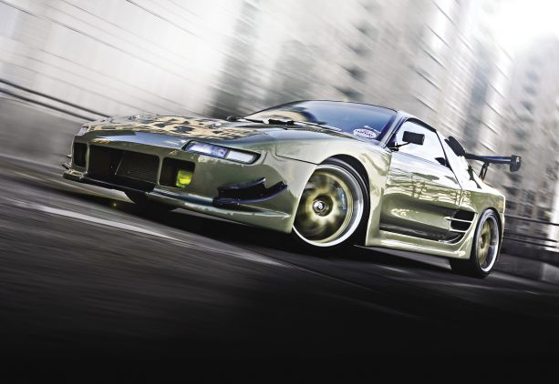 Mr. Green: Afrim Zeka's 1991 Toyota MR-2