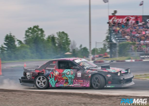 PASMAG Formula Drift Canada St Eustache Quebec Jeremy Glover Event Photo Coverage FDC1476