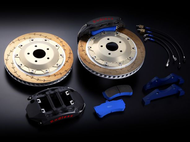Endless Racing Mono 6 Brake Kit