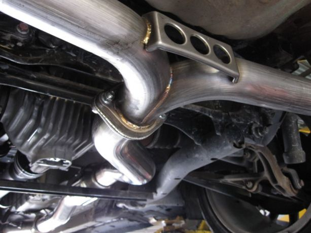 Honda S2000: Skunk2 Mega Power Exhaust