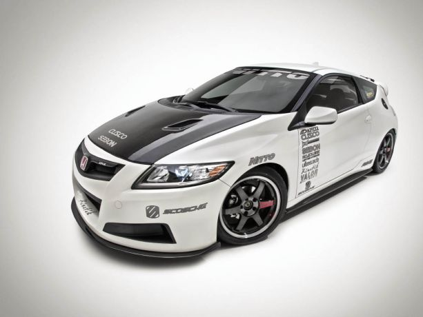 High Voltage: Honda CR-Z