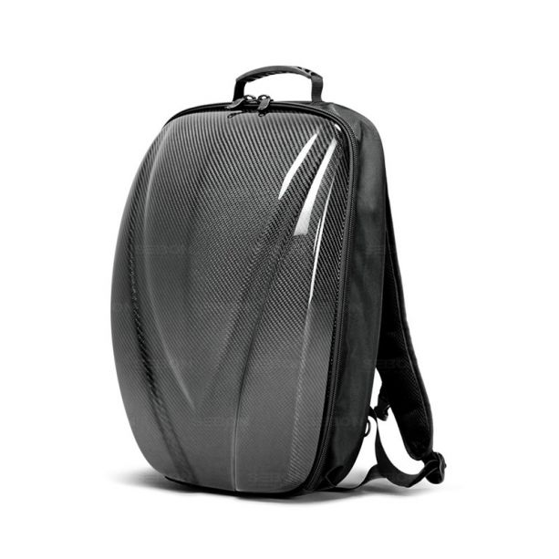 Seibon Carbon Carbon Fiber Hard Shell Backpack