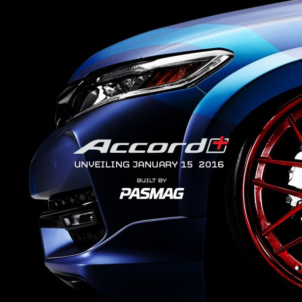 PASMAG Honda Canada 2016 Accord AccordPlus V6 Coupe