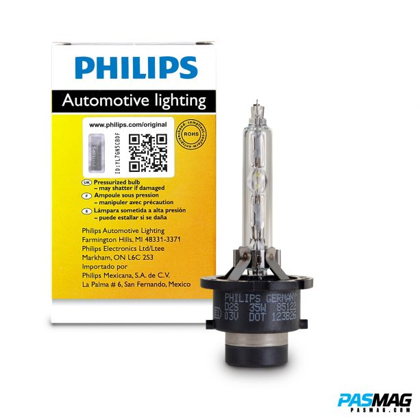 PASMAG Philips Introduces New-Anti-Counterfeit Xenon HID Packaging