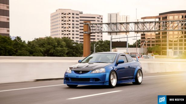 15 Luis Torres 2003 Acura RSX Type S PASMAG TBGLIVE