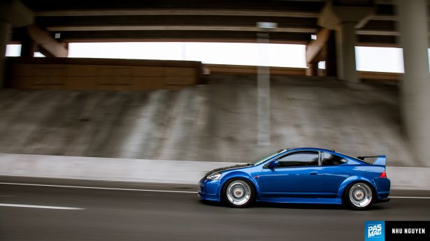 16 Luis Torres 2003 Acura RSX Type S PASMAG TBGLIVE