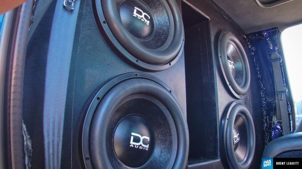 11 Slamology Low Notes Garage PASMAG DC Audio Wall