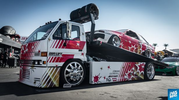 01 SEMA The Baller Hauler PASMAG Adam Gordon