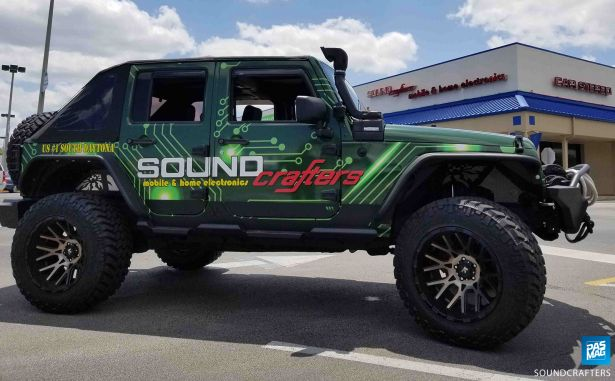 Jeep Beach Festival 2018 Soundcrafters PASMAG 1 Jeep pics