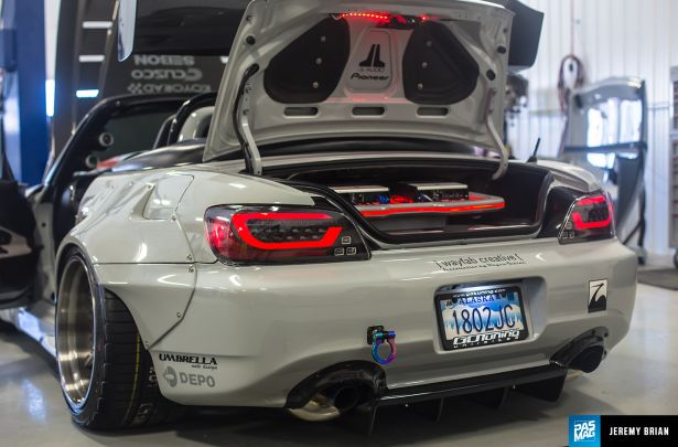 Gerbie Reyes 2001 Honda S2000 PASMAG Tuner Battlegrounds 28