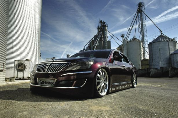 The Diplomat: Pete Colello's 2011 Hyundai Equus