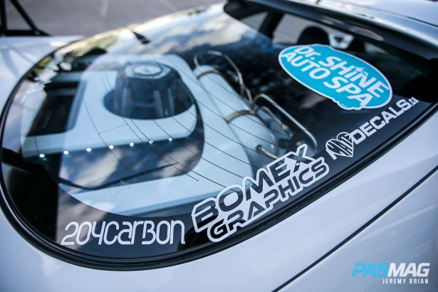 Anthony De Guzman 1993 Toyota Supra 2014 Tuner Battlegrounds Champion 24