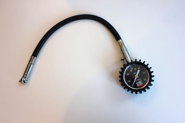 Eat Sleep Race 60 PSI Tire Pressure Gauge PASMAG 02