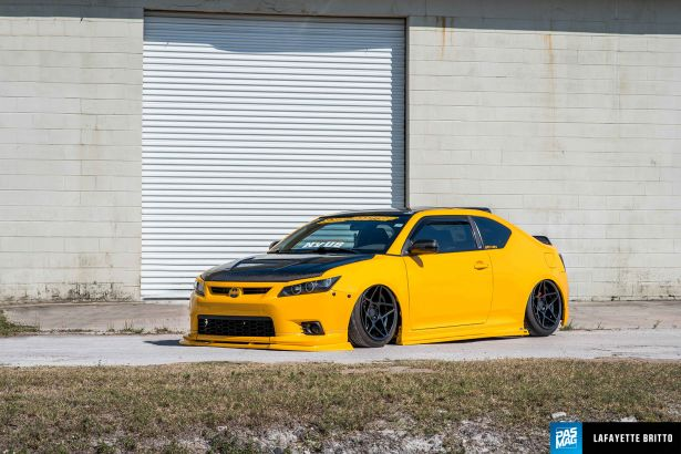 02 Wesley Aldrich 2012 Scion tC Tuner Battlegrounds