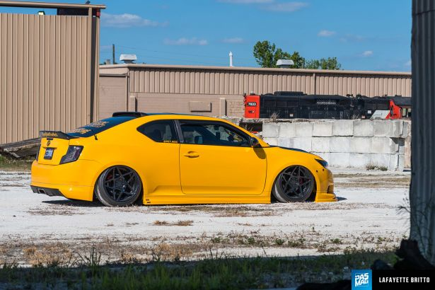 09 Wesley Aldrich 2012 Scion tC Tuner Battlegrounds