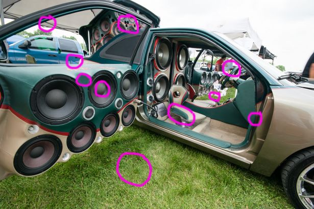 Spot The Differences Answers Car Audio 6