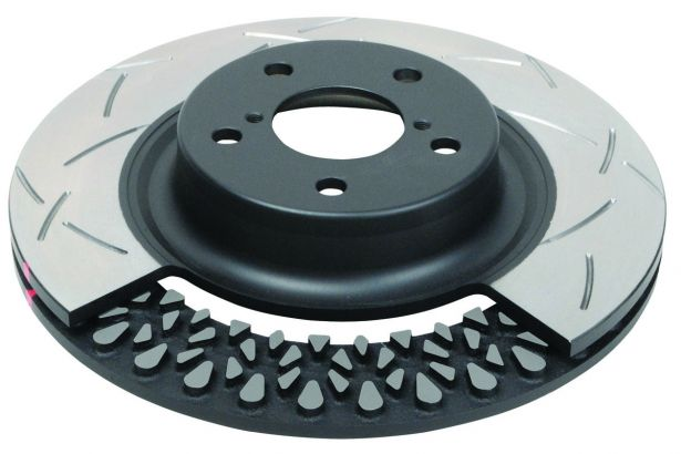 DBA USA 4000 Series T3 Slotted Rotors