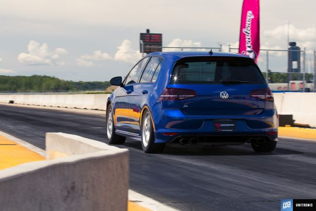 05 Unitronic 2016 VW Golf R Waterfest PASMAG