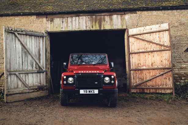 02 Land Rover Defender 70th Anniversary