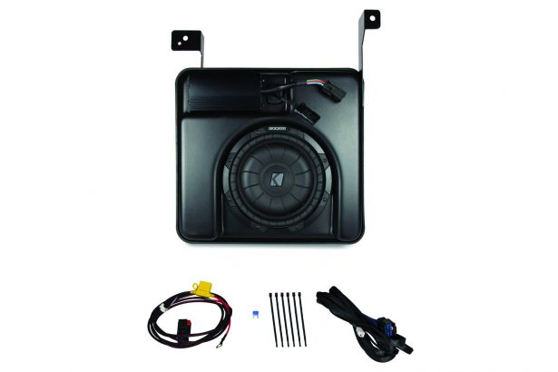 Kicker VSS Upgrade Audio Kits for pickup trucks and Jeep pasmag