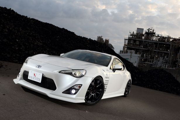 Vertex Lip Kit Toyota 86 Scion FRS
