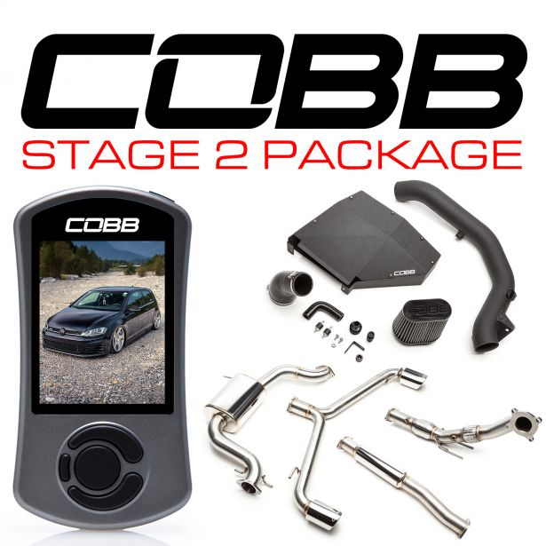 cobb tuning vw volkswagen mk6 gti stage 2 power package 01