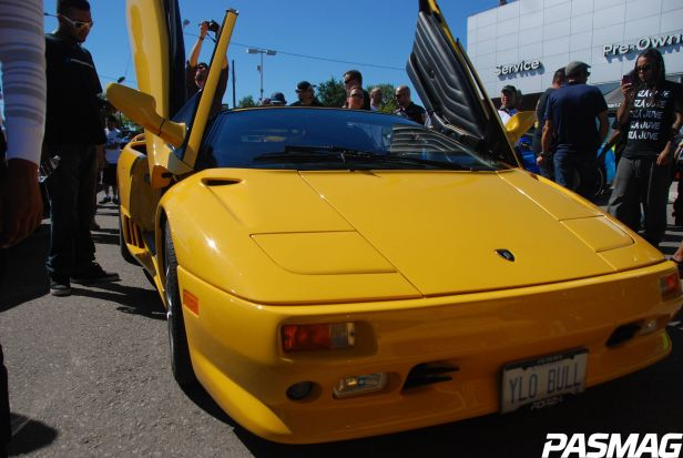 Sherway Nissan Modified Show N Shine Mega Meet