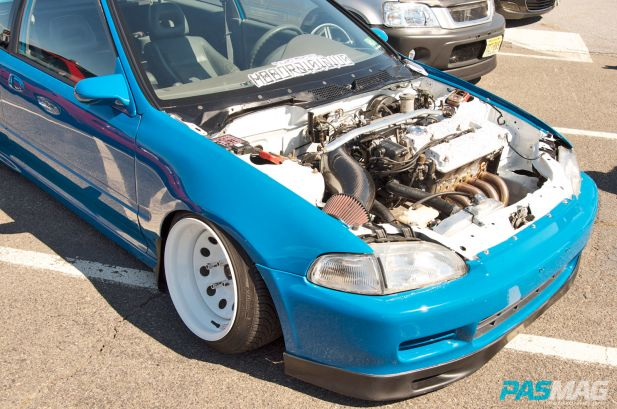 PASMAG-Fresh-Meet-Spring-Bash-2014-Ddamanti-Photography-Camden-NJ-Civic-EG-Hatchback-Engine-Hood-Rat-Status
