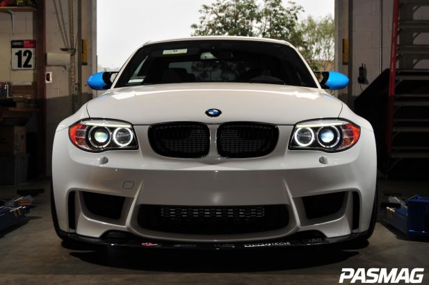 What Price for Perfection? Harold Lin's 2011 BMW 1M