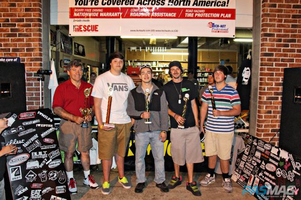 PASMAG KMS Lancaster South Carolina April 5 2014 Winners