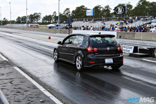 PASMAG-KMS-Drift-Rockingham-North-Carolina-Apr-13-2014-Denton-Byrd-GTI-Golf-VW-Drag-Racing-Staging