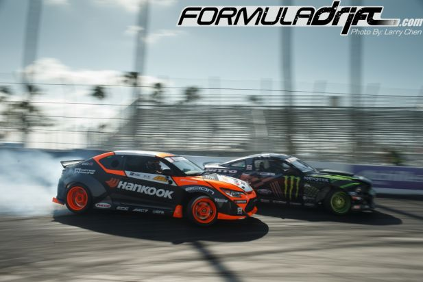 PASMAG Formula Drift Long Beach California 2014 Battle 03