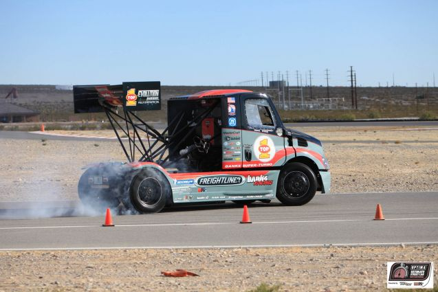 2013 OPTIMA Invitational Freightliner