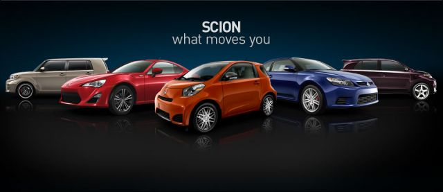 Scion rolls into Toronto for the Canadian International Auto Show