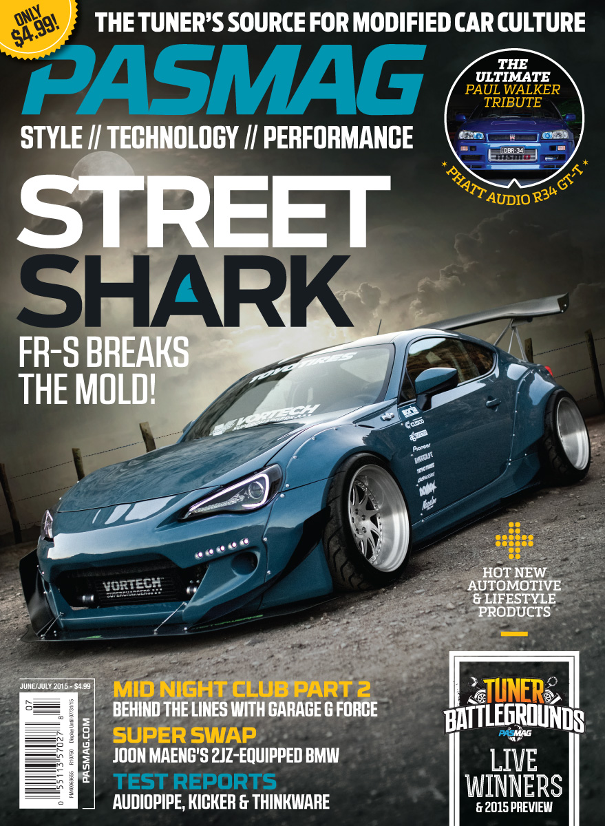 PASMAG Issue #131 June/July 2015