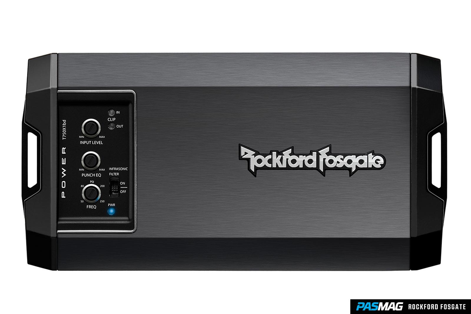 PASMAG   PERFORMANCE AUTO AND SOUND - Rockford Fosgate