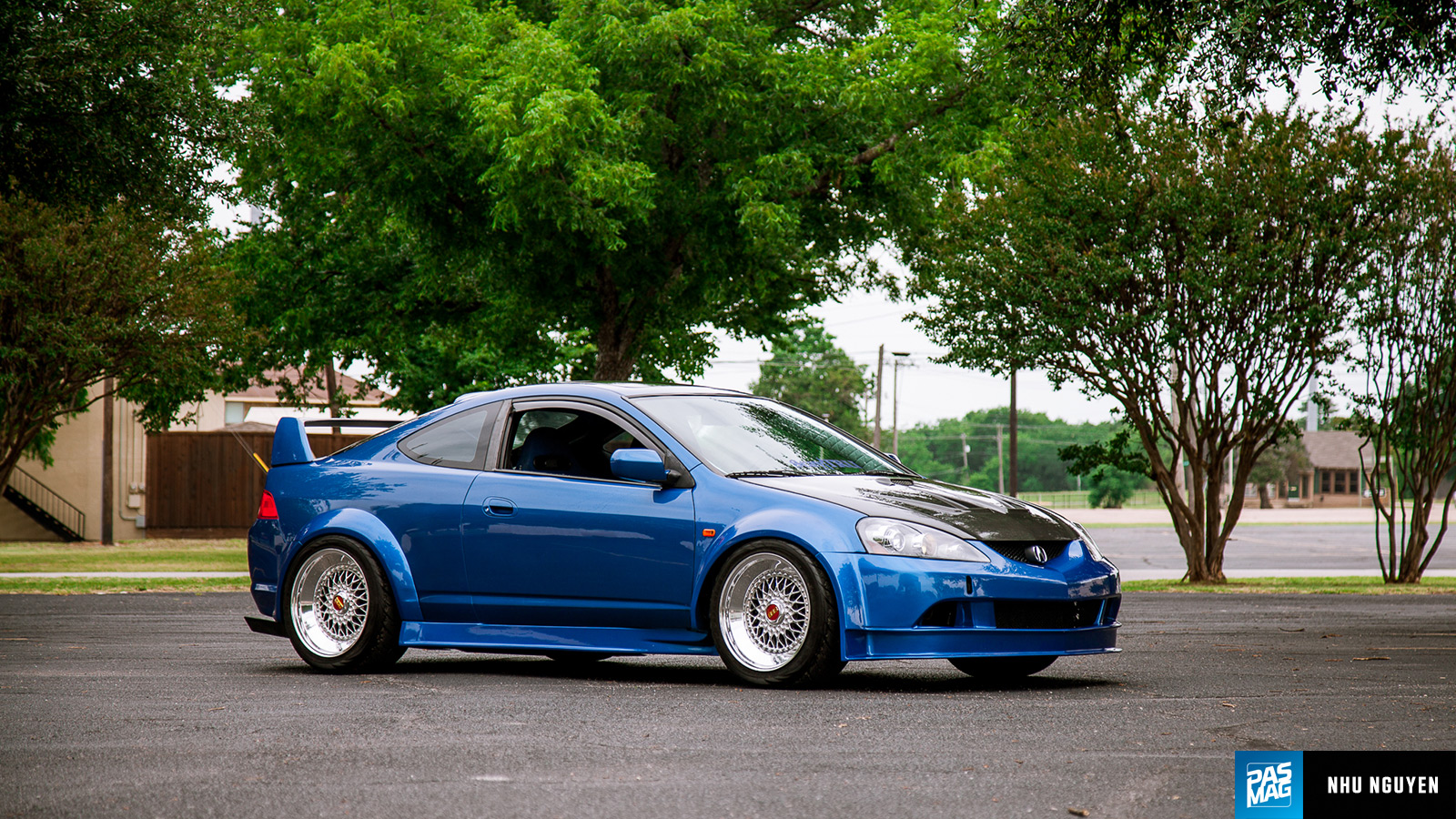 5104 Like Father Like Son Luis Torres 2003 Acura Rsx Type S on honda integra parts