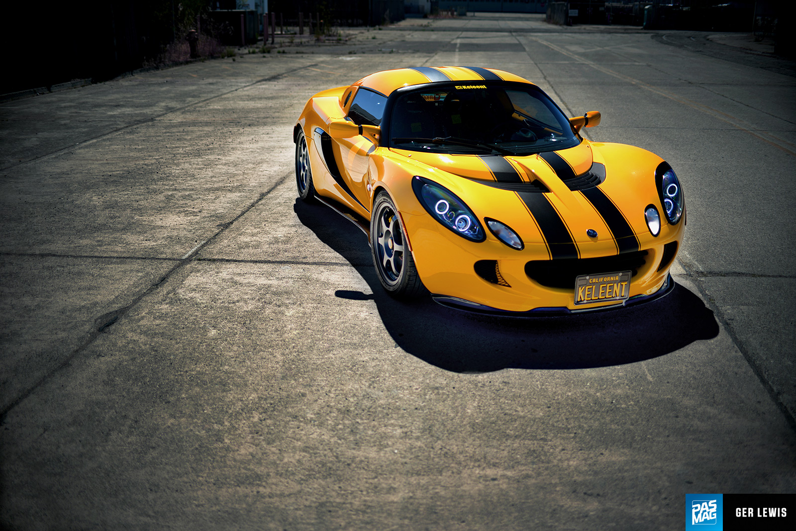 03 Clint Yesui 2005 Lotus Elise PASMAG TBGLIVE
