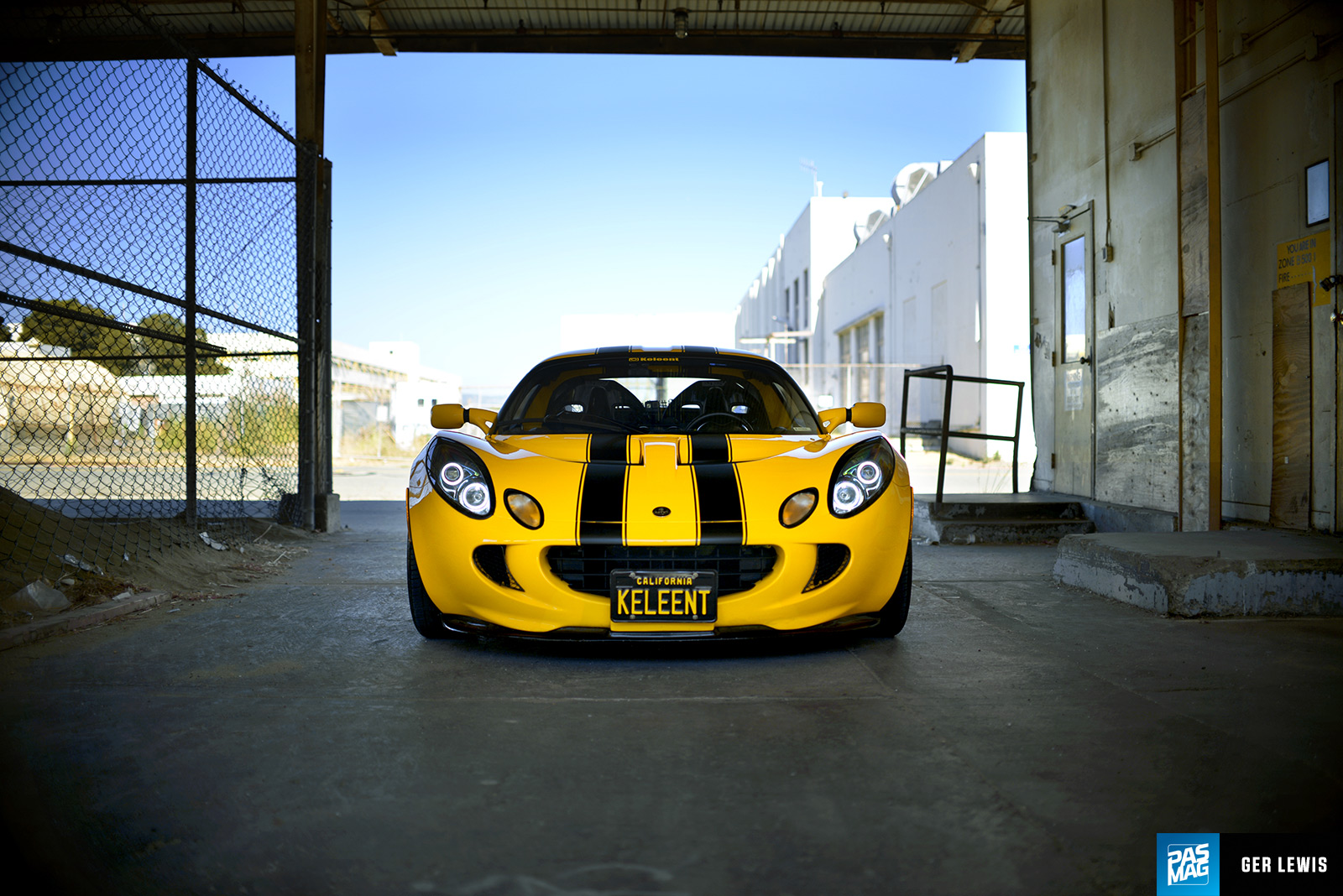 04 Clint Yesui 2005 Lotus Elise PASMAG TBGLIVE
