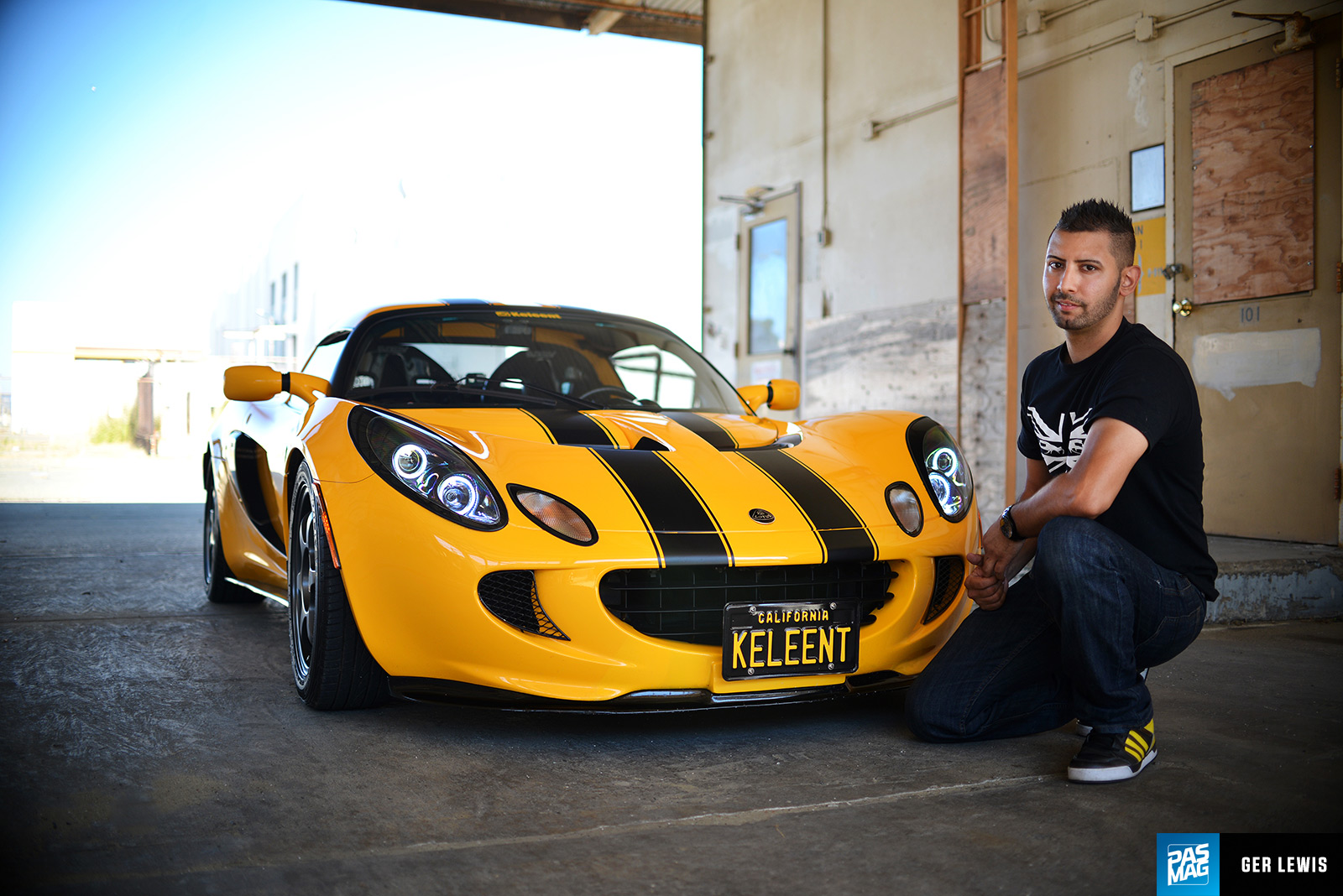 16 Clint Yesui 2005 Lotus Elise PASMAG TBGLIVE
