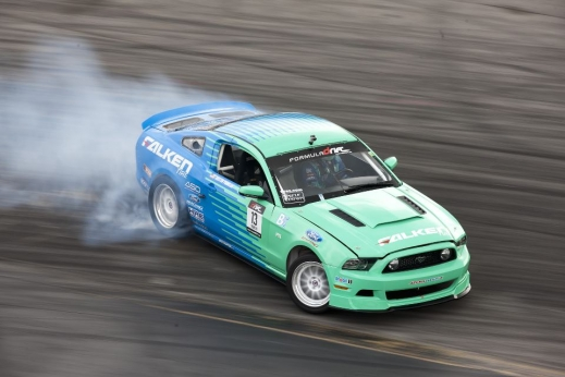 "Falken Tire ""Waves of Green"" for an Expansive Motorsports Program for 2013"