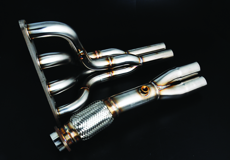 Weapon-R Race Headers