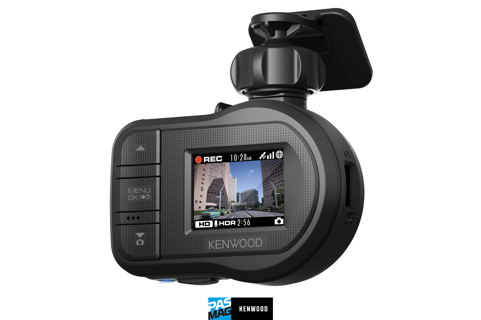 Kenwood DRV 410 Dashboard Camera PAS 03