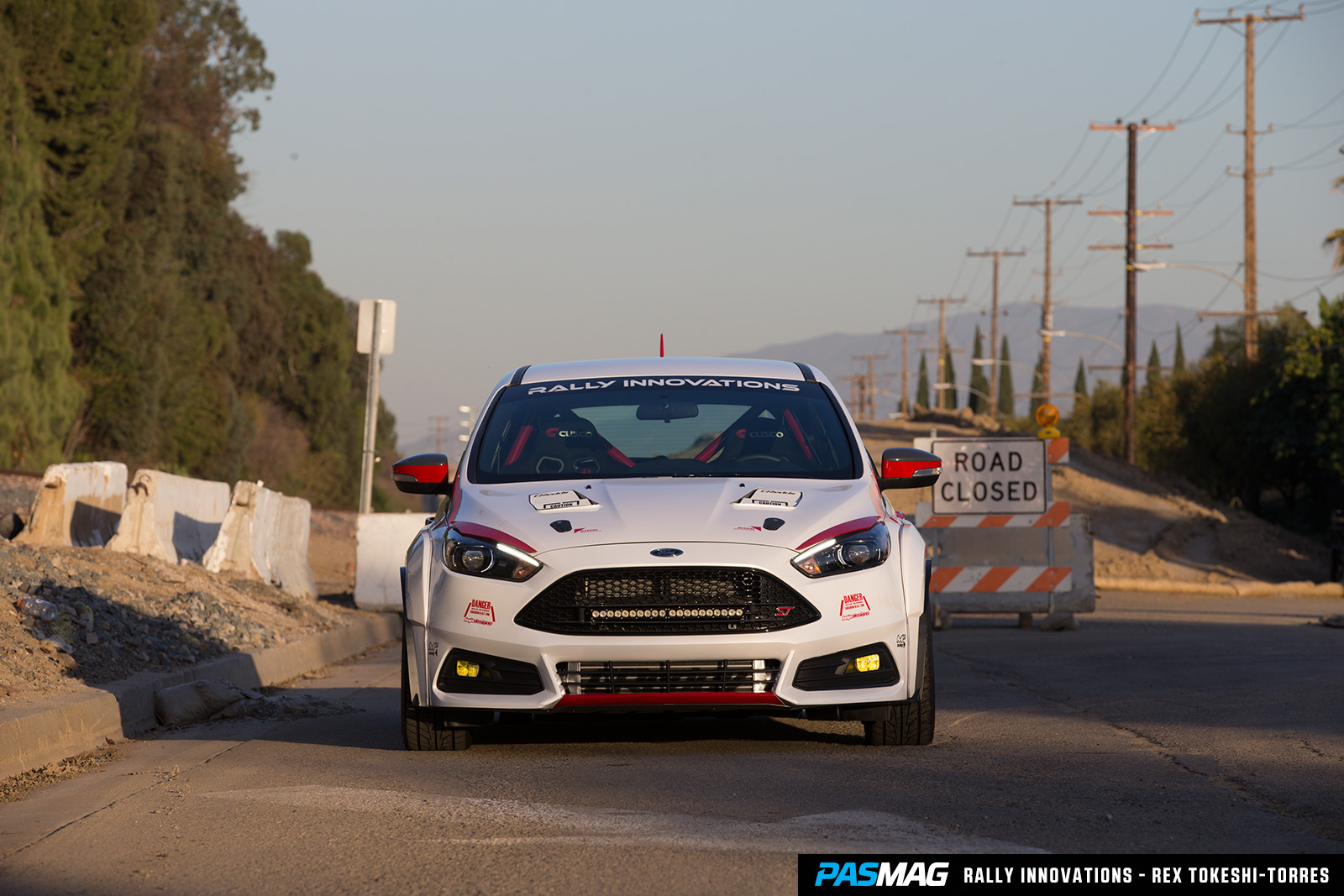 Rally Innovations 2015 Ford Focus ST Gundam PASMAG 1
