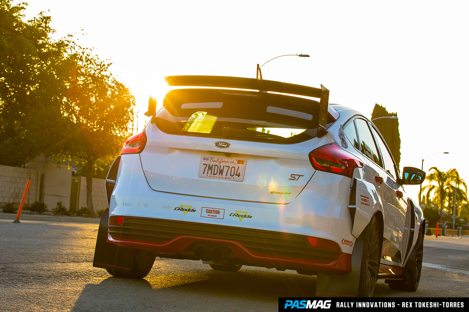 Rally Innovations 2015 Ford Focus ST Gundam PASMAG 4