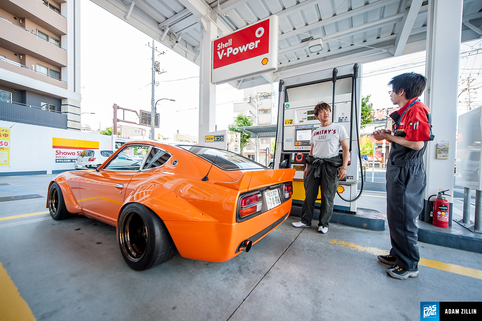 19Star Road Datsun S30 7tune PASMAG