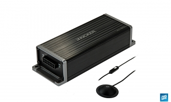 Kicker KEY180.4 Amplifier Review