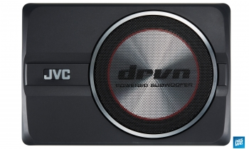 JVC CW-DRA8 Amplified Subwoofer System Review