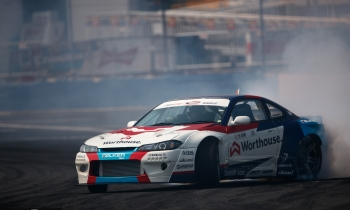 Formula Drift Round 6: James Deane Continues His Winning Ways