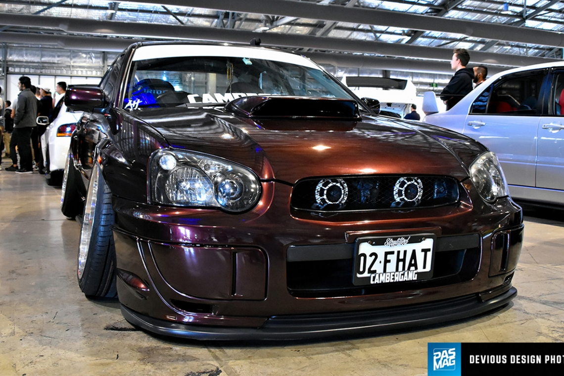 The First Time You Do A Thing Is Always Exciting: Hot Import Nights (Australia)